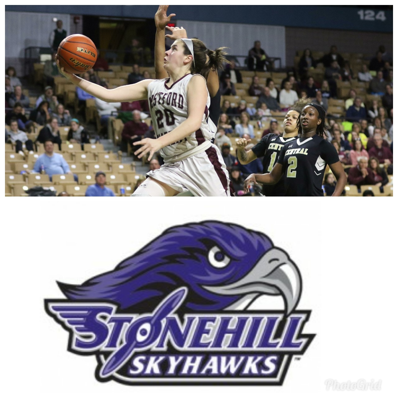 Emily Bramanti set for Official Visit at Stonehill College!