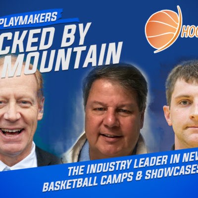 Backed by Hoop Mountain